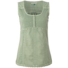 Buy White Stuff Turquoise Seas Embroidered Vest Top Online at johnlewis.com
