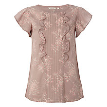 Buy White Stuff Valentina Top, Light Blush Online at johnlewis.com
