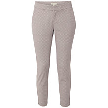 Buy White Stuff After Dark Spot Capri, Cloud Grey Online at johnlewis.com
