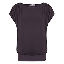 Buy Kaliko Silk Ruched Top Online at johnlewis.com