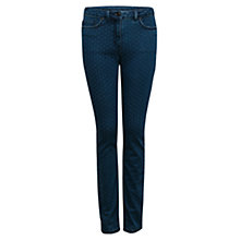Buy East Mini Spot Jeans, Indigo Online at johnlewis.com