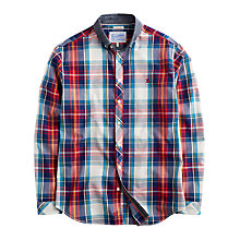 Buy Joules Lambert Long Sleeve Shirt, Multi Online at johnlewis.com