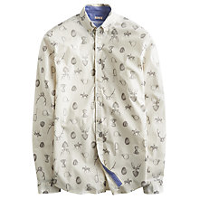 Buy Joules Talbert Printed Shirt, Country Estate Online at johnlewis.com