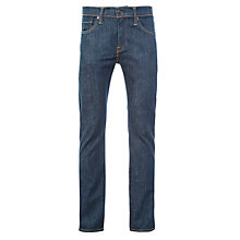 Buy Levi's 511 Slim Fit Straight Leg Jeans, Acre Rinse Online at johnlewis.com