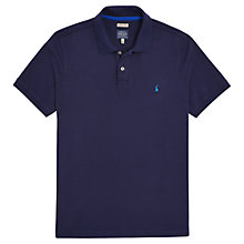 Buy Joules Maxwell Polo Shirt, Ink Blue Online at johnlewis.com