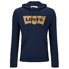 Buy Levi's Graphic Logo Hoodie Online at johnlewis.com