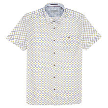 Buy Ted Baker Mungo Floral Print Shirt Online at johnlewis.com
