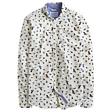Buy Joules Talbert Printed Shirt, Fly Fish Online at johnlewis.com