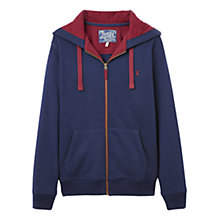 Buy Joules Hemsby Hooded Zip Sweatshirt Online at johnlewis.com