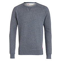 Buy Levi's Original Crew Neck Jumper Online at johnlewis.com