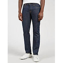 Buy Levi's 501 Straight Jeans, Jonny Red Online at johnlewis.com