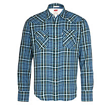 Buy Levi's Sawtooth long Sleeve Shirt Online at johnlewis.com