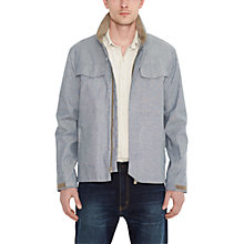 Buy Levi's Commuter Blouson Jacket, Grey Online at johnlewis.com