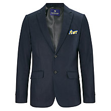 Buy Scotch & Soda Pique Blazer, Night Online at johnlewis.com
