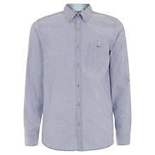 Buy Ted Baker Trimdup Striped Shirt Online at johnlewis.com