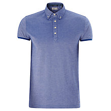 Buy Scotch & Soda Tonic Polo Shirt, Blue Online at johnlewis.com