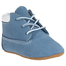 Buy Timberland Baby Crib Boots Online at johnlewis.com