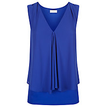 Buy Kaliko Overlay Top, Cobalt Online at johnlewis.com