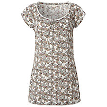 Buy White Stuff Dragonfly Tunic Top, Tealight Online at johnlewis.com