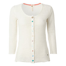 Buy White Stuff Flower Cardi, Tealight Online at johnlewis.com
