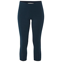 Buy White Stuff Jumping Lill Cropped Leggings, Ocean Teal Online at johnlewis.com