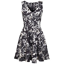 Buy Miss Selfridge Floral Skater Dress Online at johnlewis.com