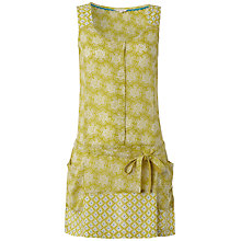Buy White Stuff Geo Tunic Top, Zesty Lime Online at johnlewis.com
