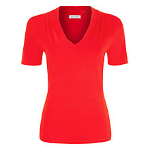 Buy Planet Pleated Shoulder Jersey Top Online at johnlewis.com