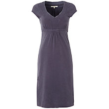 Buy White Stuff Mango Tree Dress, Darkest Periwinkle Online at johnlewis.com