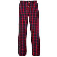 Buy Tommy Hilfiger Hans Checked Woven Pyjama Pants Online at johnlewis.com