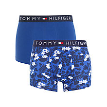 Buy Tommy Hilfiger Timber Floral Trunks, Pack of 2 Online at johnlewis.com