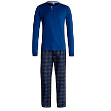 Buy Tommy Hilfiger Kennebunkport Pyjamas, Poseidon Online at johnlewis.com