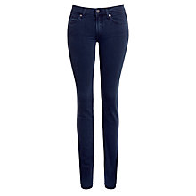 Buy 7 For All Mankind Roxanne Colsil Jeans, Blue Online at johnlewis.com