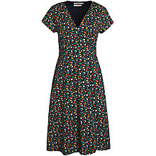 Buy Seasalt Esmeralda Dress, Cods & Pans Squid Ink Online at johnlewis.com