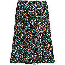 Buy Seasalt Skylark Skirt, Cods & Pans Squid Ink Online at johnlewis.com