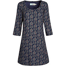 Buy Seasalt Valentine Tunic Top, Seeds Head Squid Online at johnlewis.com