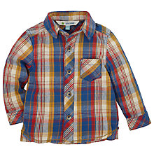 Buy John Lewis Check Shirt, Multi Online at johnlewis.com