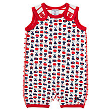Buy Polarn O. Pyret Summer All-Over Print Romper Online at johnlewis.com