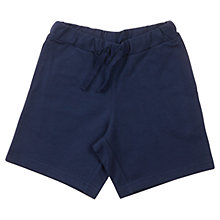 Buy Polarn O. Pyret Jersey Shorts, Blue Online at johnlewis.com