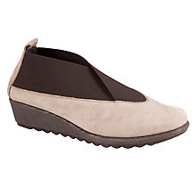 Buy John Lewis Designed for Comfort Sparrow Leather Court Shoes Online at johnlewis.com