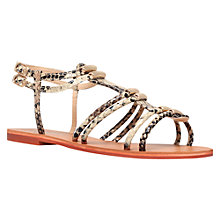 Buy Carvela Kit Flat Sandals Online at johnlewis.com