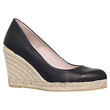 Buy Carvela Kut High Heel Leather Wedges Online at johnlewis.com