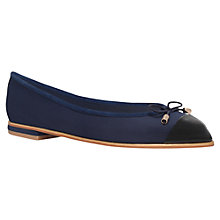Buy KG by Kurt Geiger Lolly Flat Shoes Online at johnlewis.com