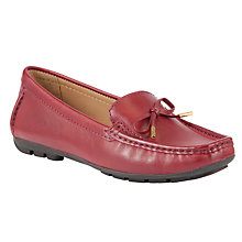 Buy John Lewis Vermont Leather Loafer Shoes Online at johnlewis.com
