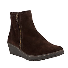 Buy John Lewis Designed for Comfort Bittern Ankle Boots Online at johnlewis.com