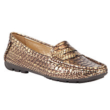 Buy John Lewis Brunswick Leather Loafer Shoes Online at johnlewis.com
