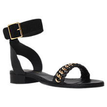 Buy KG by Kurt Geiger Maya Leather Sandals Online at johnlewis.com