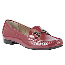 Buy John Lewis Austin Patent Loafer Shoes Online at johnlewis.com