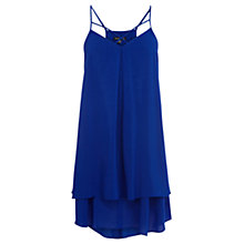 Buy Warehouse Double Layer Cami Dress Online at johnlewis.com