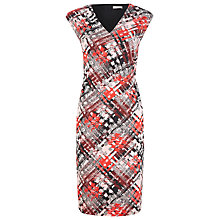 Buy Planet Print Stretch Dress, Multi Online at johnlewis.com